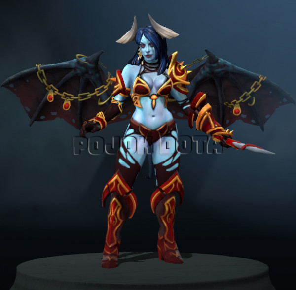 Chained Mistress (Queen of Pain Set)