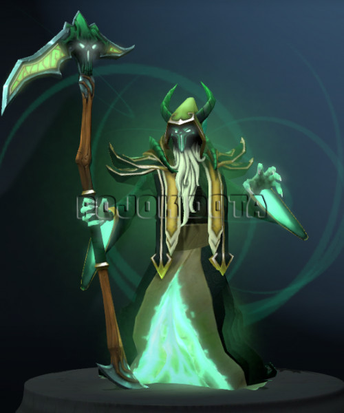 Robes of the Heretic (Necrophos Set)