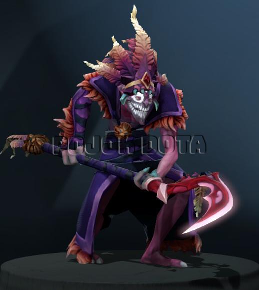 Genuine Shadow Flame (Dazzle Set)