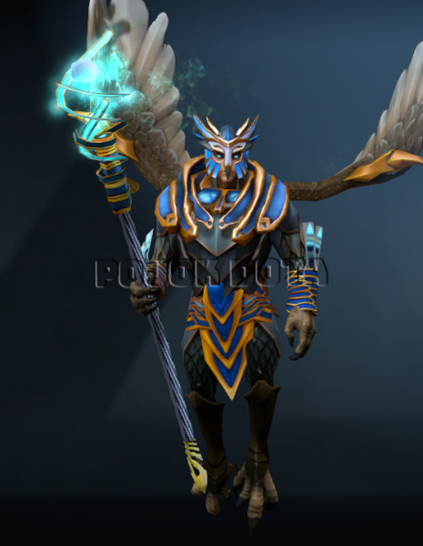 The Nightwatcher's (Skywrath Mage Set)
