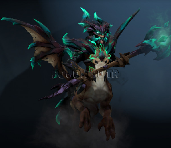Herald of Measureless Ruin (Outworld Devourer Set)