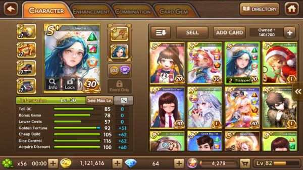 Claudia + Maia + Link Bari + Golden Skadi dkk