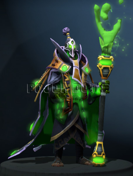 Councilor's Complete Raiment (Rubick Set)