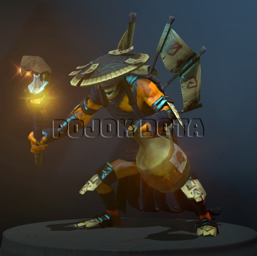 The Mysterious Vagabond (Shadow Shaman Set)