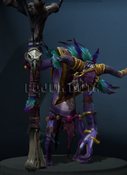Bearer of the Arkturan Talon (Witch Doctor Set)
