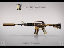 M4A1-S | Golden Coil FN (Factory New)