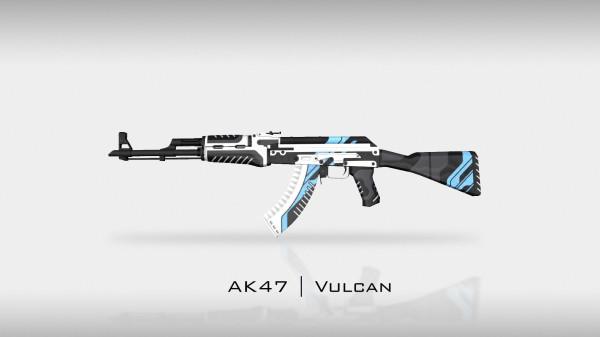 AK-47 | Vulcan (Covert Rifle)