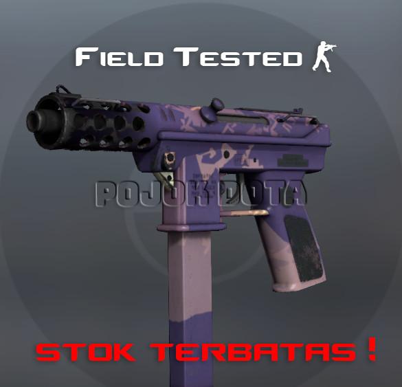 Tec-9 | Sandstorm (Mil-Spec Pistol)