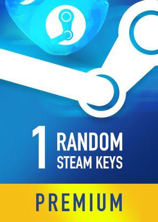 Random steam key premium