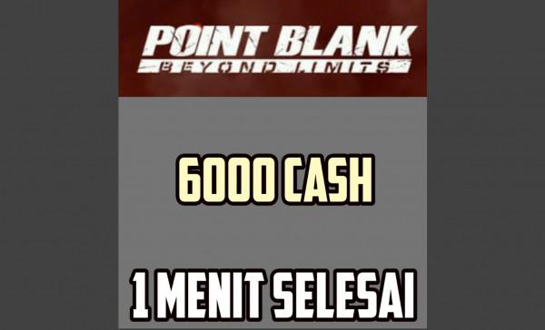PB Cash 6000