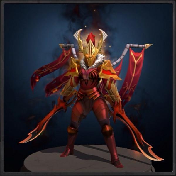 Exalted Blades of Voth Domosh (Arcana Legion Commander)