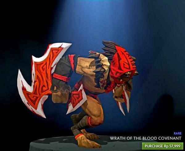 Wrath of the Blood Covenant (Bloodseeker Set)