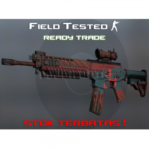 SG 553 | Fallout Warning (Industrial Grade Rifle)