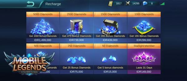 184 Diamonds