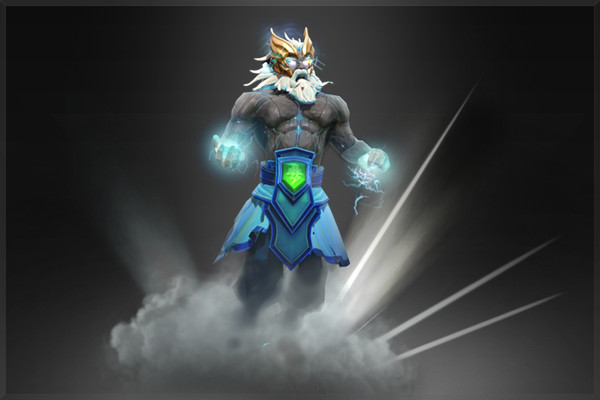 Tempest Helm of the Thundergod (Arcana Zeus)