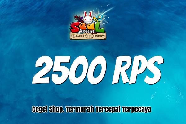 2500 RPs