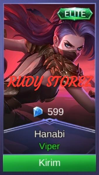 Viper (Elite Skin Hanabi)