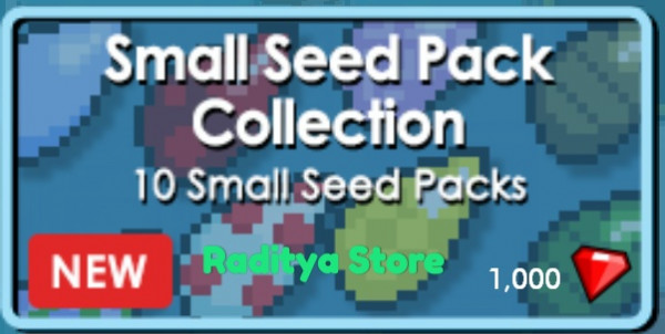 Small Seed Pack SSP 200