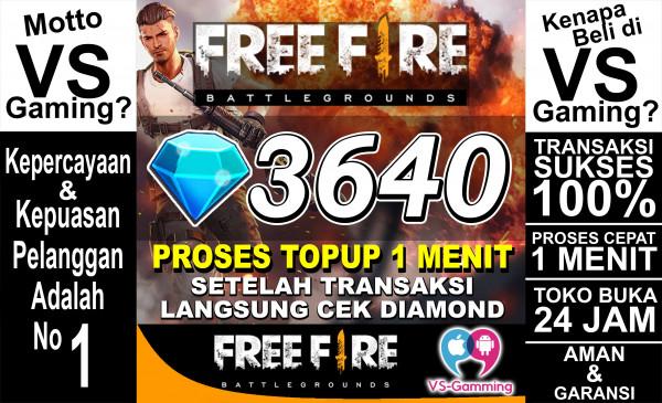3640 Diamonds