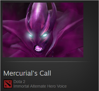 Mercurial's Call (Spectre)