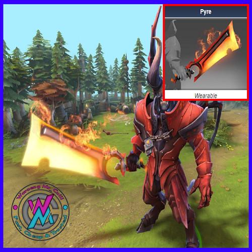 Inscribed Pyre (Doom)