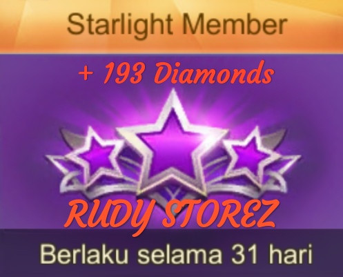 Starlight + 193 Diamonds