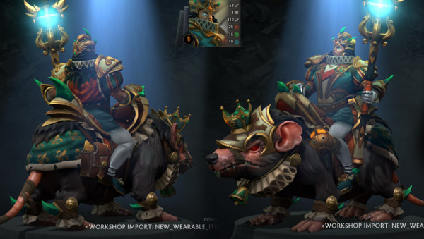 The Rat King (Chen Set)