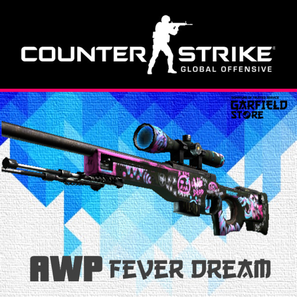 AWP | Fever Dream