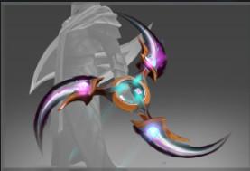 Glaive of Oscilla (Immortal Silencer)