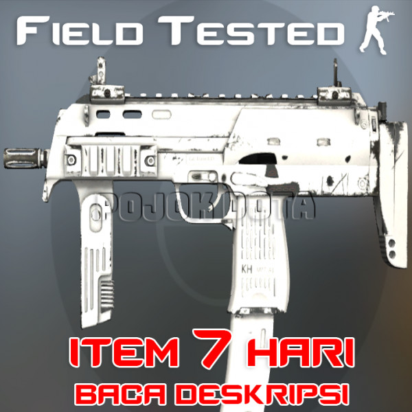 MP7 | Whiteout (Mil-Spec SMG)