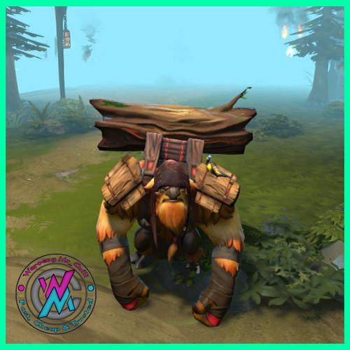 Forest Hermit (Earthshaker Set)