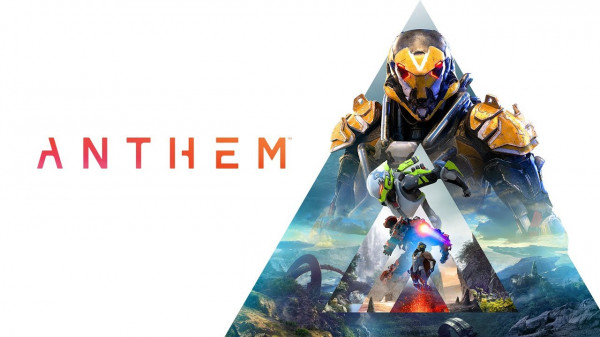 Anthem Standard Edition - Origin Games Original