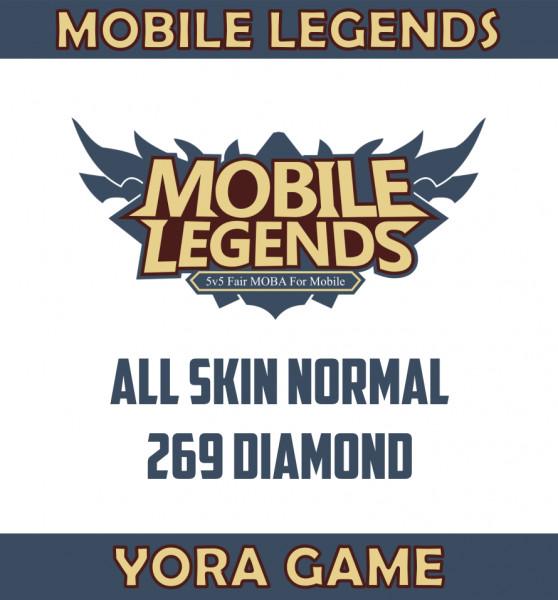 Skin Normal 269 Diamond