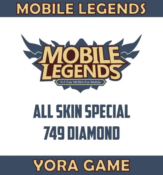 All Skin Special 749 Diamond