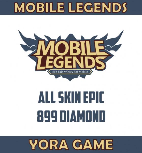 All Skin Epic 899 Diamond
