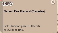 Blessed Pink Diamond