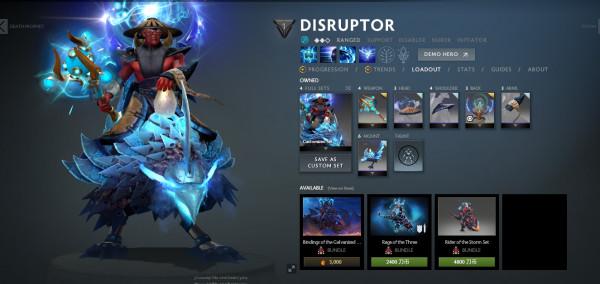 Stormcharge Dragoon (Mix Disruptor Set)