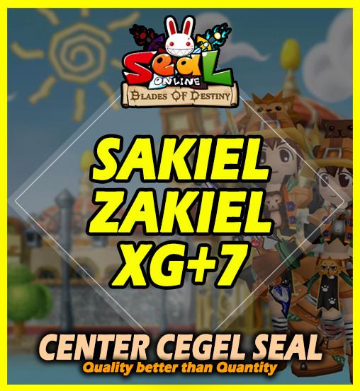 Sakiel/Zakiel Weapon.XG+7 Unapp