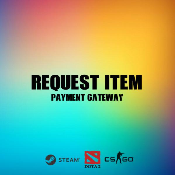 REQUEST ITEM PAYMENT GATEWAY
