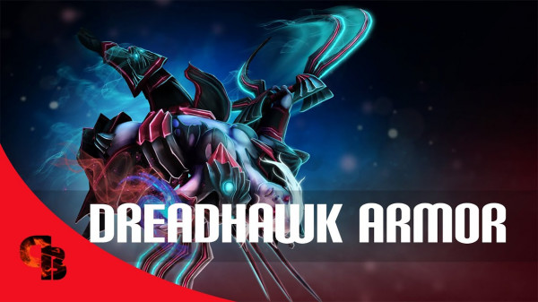Dreadhawk Armor (Vengeful Spirit Set)
