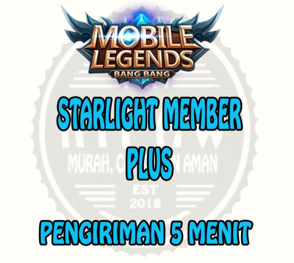 Starlght Member Plus