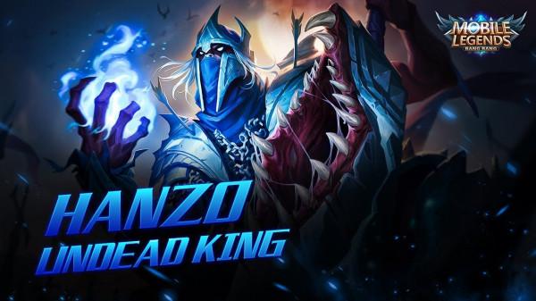Undead King (Elite Skin Hanzo)