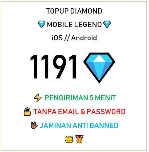 1191 Diamonds