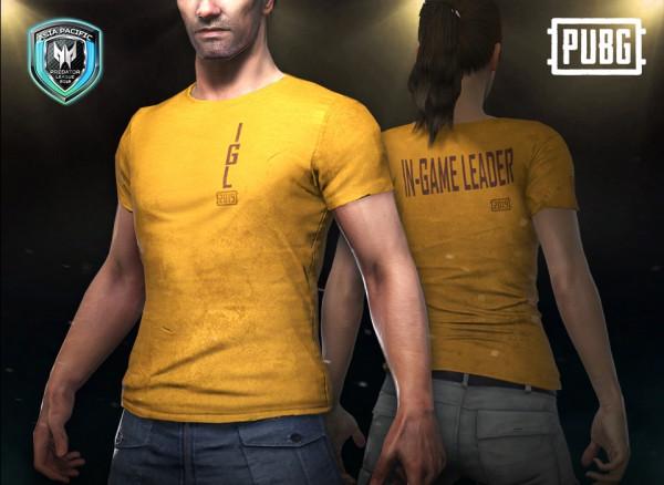 PUBG IGL T-shirt