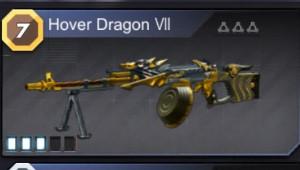 1107:HOVER DRAGON LV7+EVIL AK47+ DM 140