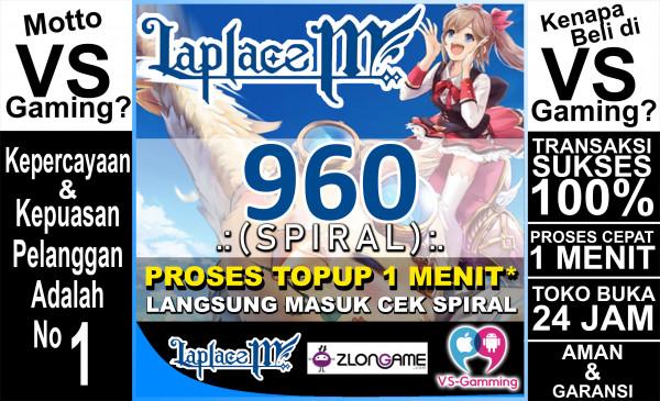 960 Spiral
