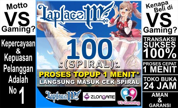 100 Spiral