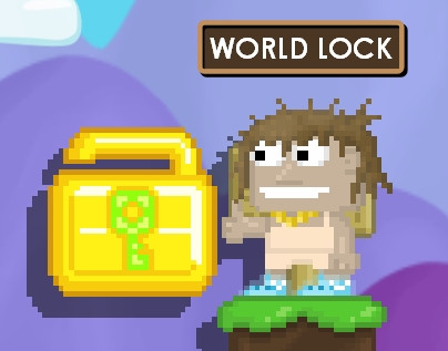 WORLD LOCK MURAH