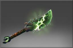 Infused Aquemerald Blade (Tidehunter)