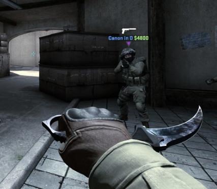 Karambit Doppler